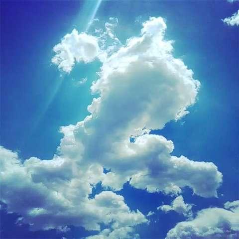 微信头像图片天空风景
