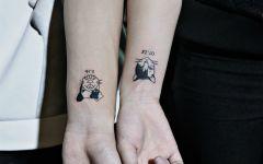 情侣纹身图案大全手上