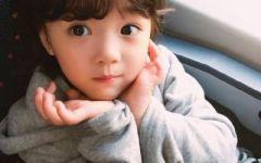 可爱小女孩头像萌萌哒