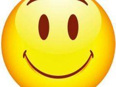 qq表情大图微笑