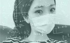 qq头像女生带数学公式