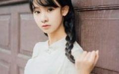 qq头像女生简约小清新