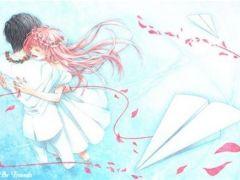 情侣图片动漫可爱