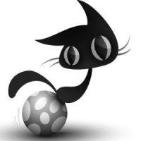 小猫微信头像卡通图片