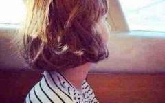 微信头像图片女短发