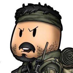 军人卡通图片qq头像
