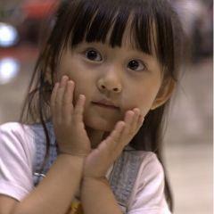 可爱小女孩qq头像图片