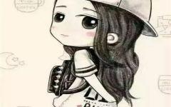 女生卡通头像可爱萌萌哒图片