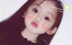 萌萌可爱的小女孩头像