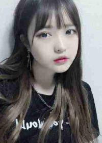 韩式女生头像可爱萌萌哒