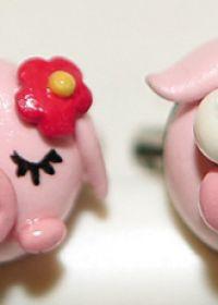 可爱的猪头图