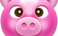可爱猪头头像