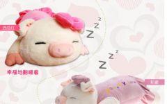 猪睡觉照片大全可爱