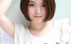 小可爱照片女生短发