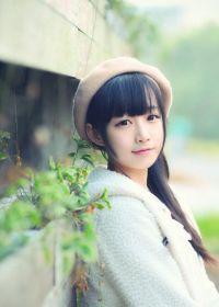 小清新可爱女生照片