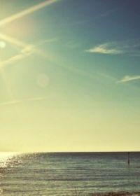 阳光照片唯美