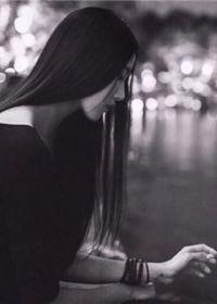 经典唯美黑白图片伤感