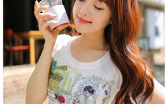 韩版唯美女生照片