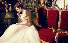 韩式唯美婚纱照片