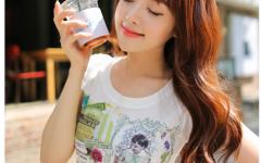 韩版女生图片唯美清新