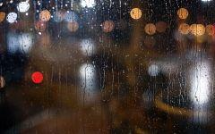 雨中图片唯美