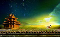 古代唯美风景图片