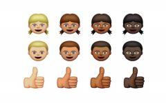 emoji表情白底带字壁纸