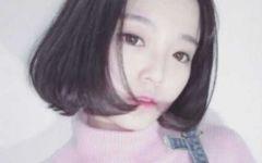 小可爱照片 女生 短发
