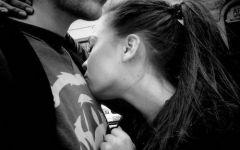 情侣对图片黑白图片