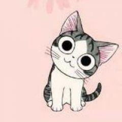 猫的qq头像漫画图片大全可爱