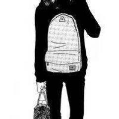 漫画唯美图片qq头像男生背影