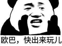 熊猫人表情包原图