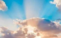 微信头像图片风景大海白云