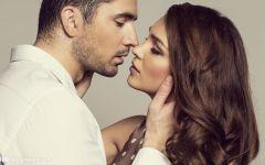 接吻图片情侣图片