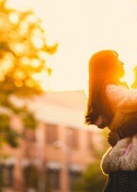 浪漫校园唯美图片