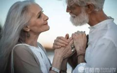 老年情侣图片感动的爱