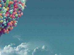 微信头像微笑的天空球