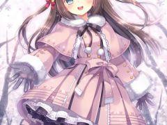 梦幻动漫图片唯美少女