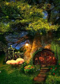 梦幻唯美风景图片大全