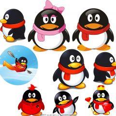 qq头像变成企鹅的原因