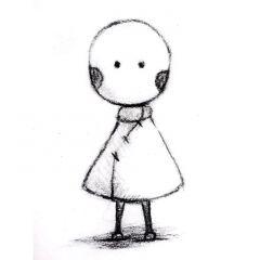 唯美微信头像图片孤独