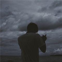 微信头像孤独背影