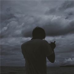 微信头像孤独的背影