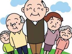 老年人头像微信头像图片