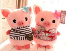 萌小猪的图片大全可爱