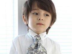 可爱帅气小男孩图片