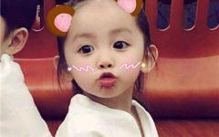 女宝宝头像可爱图片
