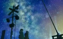 星空图片情侣