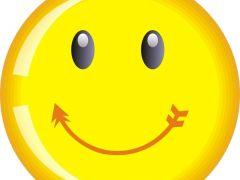 qq微笑表情放大图片