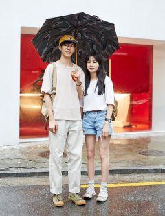 韩国情侣图片竖屏